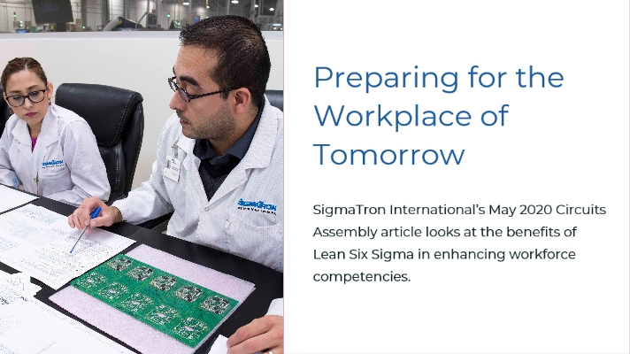 Six Sigma and Automation