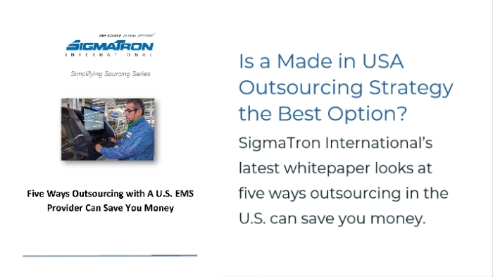 Is Made in USA The Best Outsourcing Strategy