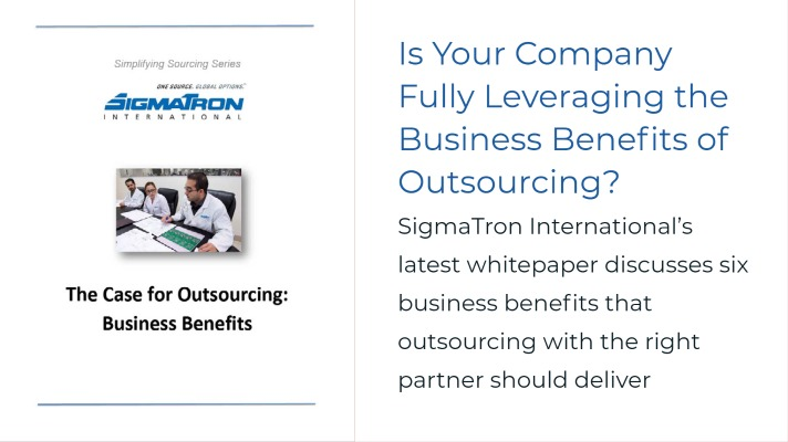 Business Benefits of Outsourcing